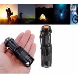 Linterna Táctica Swat Ultrafire Original Zoom 3.500 Lm Mini