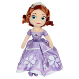 Peluche Princesa Sofia 25 Cm Original Disney