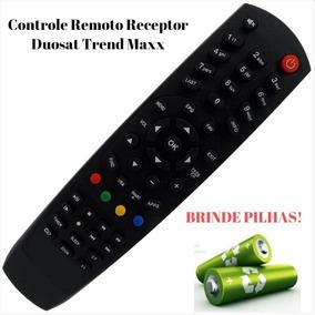 Controle Remoto Du#osat Trend Ma#xx Hd P/ Tv Led Philips