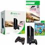 Xbox 360 500gb 2 Joystick Forza Horizon 2 Minecraft Envío