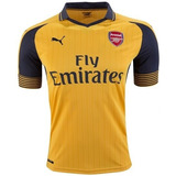 Camisa Time Europeu Arsenal Original Frete Gratis 2016 2017