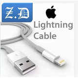 Cable Iphone 5 5s 6 5s 6s Lightning Original Certificados