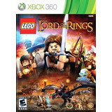 Lego Lords Of The Rings Xbox 360 Nuevo Citygame Ei