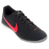 Tenis Nike Masculino Beco 2 Futsal Preto/rosa Original
