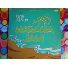 Fania All Stars Lp Habana Jam