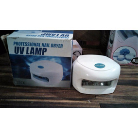 Lampara Para Manicure Uv Uñas Acrilicas Lamp