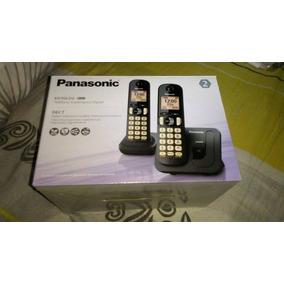Teléfono Duo Inalambrico Digital Panasonic Kx-tgc212