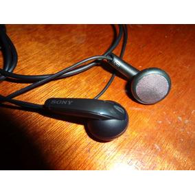 Audifonos Manos Libres Sony Xperia Original Pastilla Mh-410c