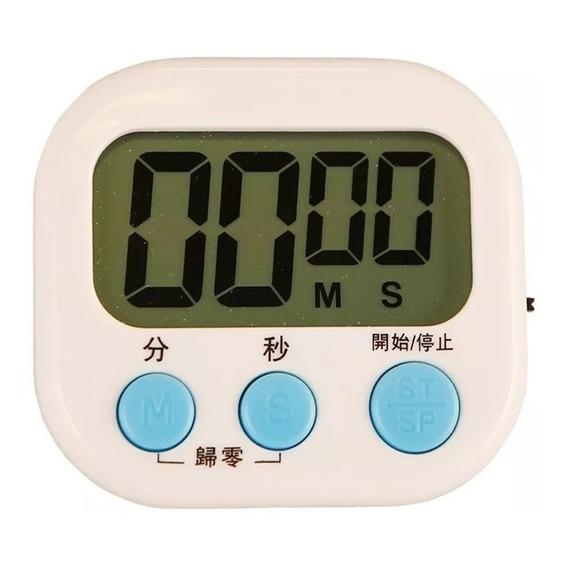 Temporizador Timer Digital Cocina Iman Sujetador