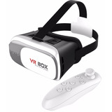 Kit Óculos Realidade Virtual Motorola Sony Samsung Lg Cp25