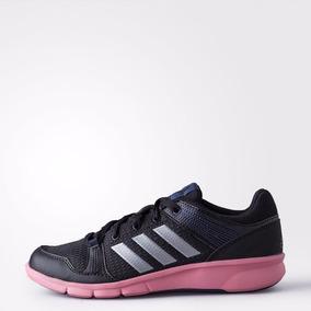 Tenis adidas Niraya Mujer Dama Rosa Azul Original 2457185