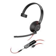 Headset Blackwire C5210 Mono  Usb-a E P2  Plantronics