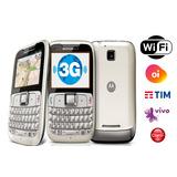 Celular Motorola 3g Motogo,desblq,wifi,câmera,rádio,nacional