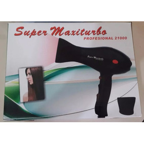 Secador Supermegaturbo 21000rpm Maxiturbo