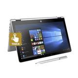 Notebook 2 En 1 Hp X360 I5 16gb 1tb Táctil 15 Gtia Outlet