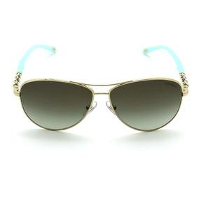 ae91eb63cf51f Tiffany Co Óculos Lady Tf 4029 8055 4u 58 18 130mm Pp - Óculos De ...