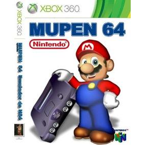 Emulador Do Nintendo 64 Mais 500 Jogos Para Xbox 360