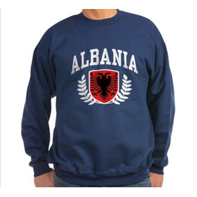 Sudadera Azul Albania