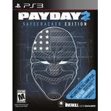 Payday 2: Safecracker Ps3 Fisico Nuevo