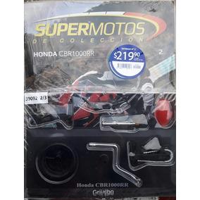 Coleccion Motos Para Armar - Honda Cbr 1000 - N2 - La Nacion