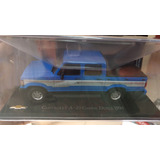 Miniatura Chevrolet Collection A-20 Cabine Dupla 1994