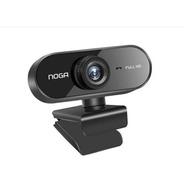 Webcam Noga Con Micrófono + Trípode Full Hd 1080p Ngw-160