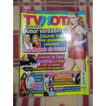 Revista Tv Notas Portada Luis Miguel Cecy Ponce Esmeralda