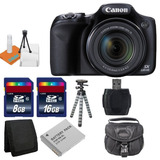 Camara Canon Powershot Sx530 Hs Digital Camera With 50x 231