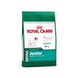 Royal Canin Mini Junior 7.5k Alimento Balanceado Petshopbeto