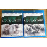 Outlander - Temporadas 1 Y 2 Blu Ray