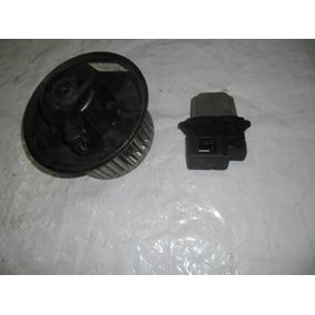 Ventilador Interno Ar Condicionado E Resistencia Fiat Marea