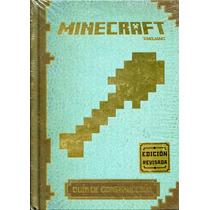 Minecraft Guia De Construccion - Mojang / Montena