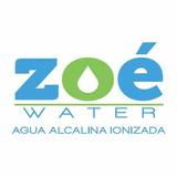 Zoé Water ® 900ml Agua Alcalina Ph 8.5 #adiosaguasimple