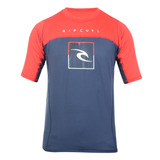 Camiseta Masculina Rip Curl Lycra Zone Relaxed Fit - G