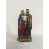 Sagrada Familia De Resina 20 Cm Envío Gratis