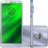 Smartphone Motorola Moto G6 Plus Tela 5.9 64gb 4gb Ram