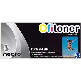 Remate Toner Compatible Hp Q5949a 49a Impres 1160 1320 3390