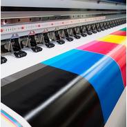 Lona Brilho 440g - Fachadas - Impressão Digital - M²