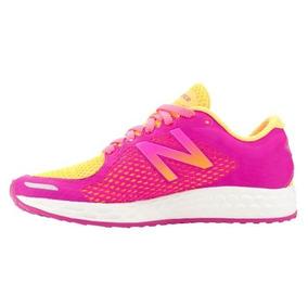 Calzado - Tenis Kjzntigy 2687244 New Balance Talla 5 Para