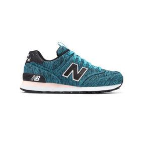 Zapatillas New Balance Moda Wl574ptc Mujer Tu/go