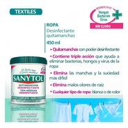 Desinfectante Antibacterial Sanytol Ropa Fabricado En España