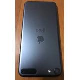Ipod Touch Color Negro Con Gris De 32 Gb En Buen Estado Y Ca