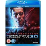 Terminator 2 - 3d - Incluye Audio Latino - Blusic
