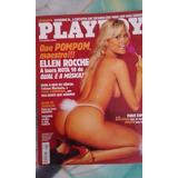 Revista Nova Play Boy - Ellen Rocche (colecionador) #10