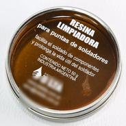 Pasta Resina Limpiadora Punta Soldador Estaño Electronica