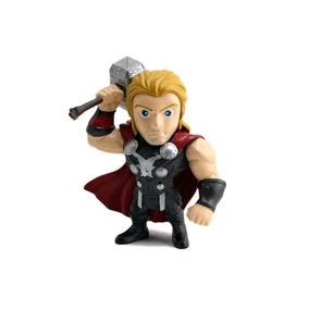 Boneco Metal Dtc 10 Cm Marvel Classic - Thor
