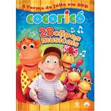 Cocoricó - 28 Clipes Musicais - Dvd