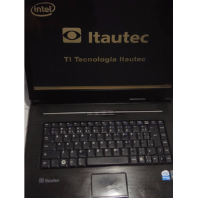 Notebook Itautec W7650 Core2 2.16ghz 3gb 120gb Wifi Cam K425