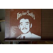 Javier Solis - Los Mas Grandes Exitos - Lp Vinilo - Boleros