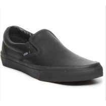Vans Slip-on Black/black N-41 Couro R$ 369,00 Supply Sneaker